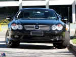 Benz   Perth Car Spotting: mercedes-benz-sl55-amg-(55)