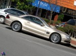 Mercedes   Perth Car Spotting: mercedes-benz-sl55-amg--(52)