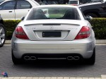 Mercedes   Perth Car Spotting: mercedes-benz-slk55-amg-(10)
