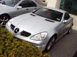 Mercedes   Perth Car Spotting: mercedes-benz-slk55-amg-(9)