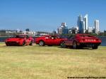 Ferrari _308 Australia Ferrari 308 GTBi Photoshoot: mccallum-park-groupshot-(5)