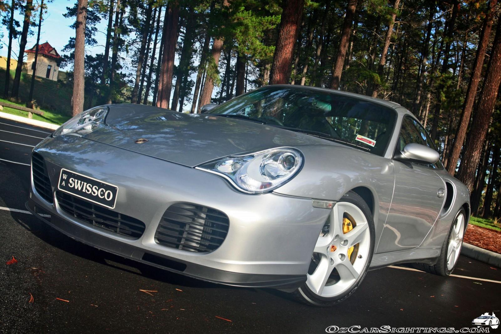 911 Porsche 996TT S