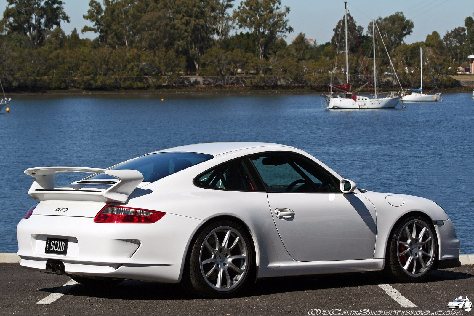 Gt3 Scuds Porsche 997 GT3: