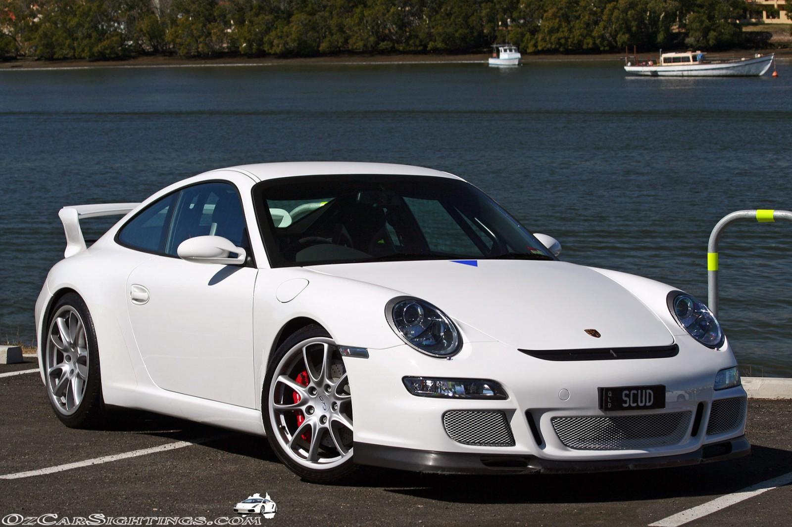 997 Scuds Porsche 997 GT3: