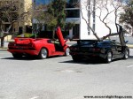 dingo Photos Sitella Drive: Lamborghini Diablo and Countach