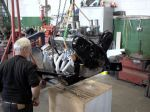 Lamborghini Urraco: hoist3