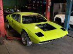 Lamborghini Urraco: one 20hoist