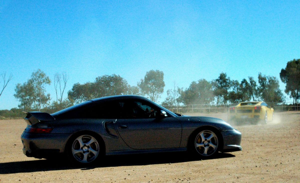 Porsche Exotics in the Outback