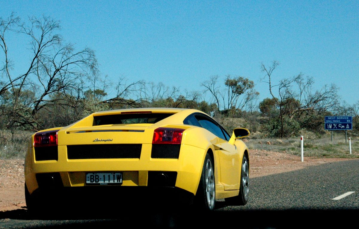 670 Exotics in the Outback 2005: 670 Cam-Passinggallardo