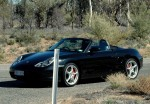 Box   Exotics in the Outback 2005: 032 Cam-Boxster