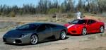 Ferrari   Exotics in the Outback 2005: 041 Cam-MurcielagoCS