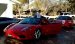 Drive   Exotics in the Outback 2005: 074 Cam-Drivewayshot