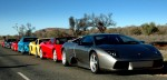 Ferrari   Exotics in the Outback 2005: Exotic Line-up