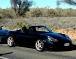 Back   Exotics in the Outback 2005: 169 Cam-Porsches