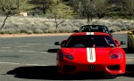 Car   Exotics in the Outback 2005: 235 Cam-Simpsonsgapcarpark6