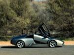 Photos eitob Australia Exotics in the Outback 2005: Lamborghini Murcielago - doors up