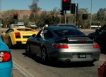 Porsche   Exotics in the Outback 2005: 302 Cam-Trafficlights