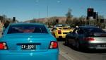 Lamborghini   Exotics in the Outback 2005: 303 Cam-Trafficlights2