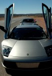 Photos lamborghini Australia Exotics in the Outback 2005: 384 Cam-Murcielagodoorsup3