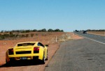 GT   Exotics in the Outback 2005: 392 Cam-InboundGT2andmurcielago
