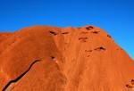 Photos uluru Australia Exotics in the Outback 2005: 503 Cam-Ayersrock2