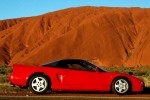 Photos nsx Australia Exotics in the Outback 2005: 526 Cam-NSXatayers2