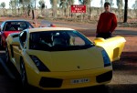 Driving   Exotics in the Outback 2005: 559 Cam-Medrivingthegallardo