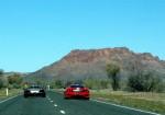 Exotics in the Outback 2005: 661 Cam-MurcielagoandCS5