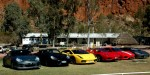 Photos eitob Australia Exotics in the Outback 2005: Exotic Line-up at Glen Helen