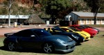 Photos porsche Australia Exotics in the Outback 2005: 690 Cam-Lineupatglenhelen5