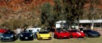 TI   Exotics in the Outback 2005: Glen Helen - Exotics and Owners