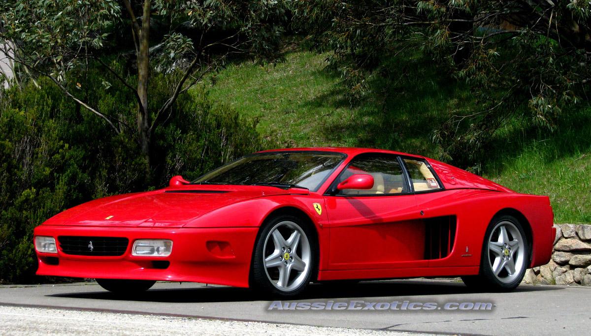 Ferrari 512M - Ferrari