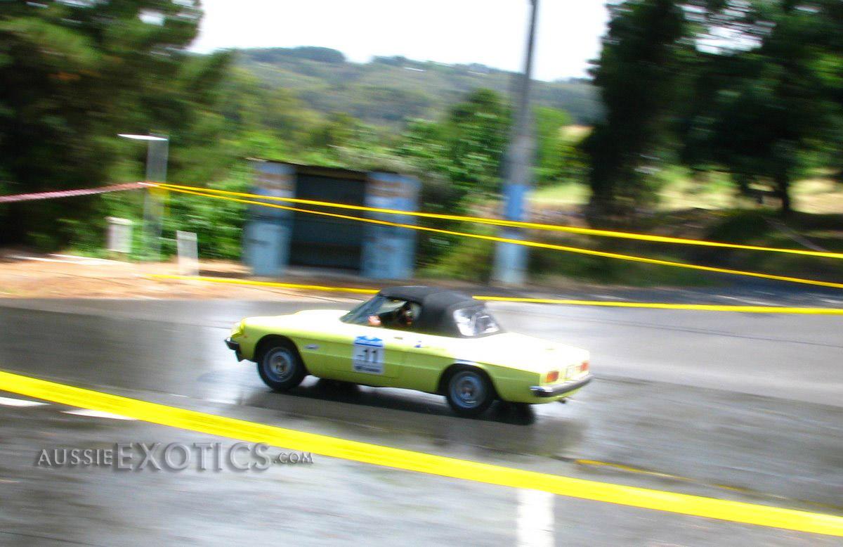 Alfa Spider 2000 - Classic