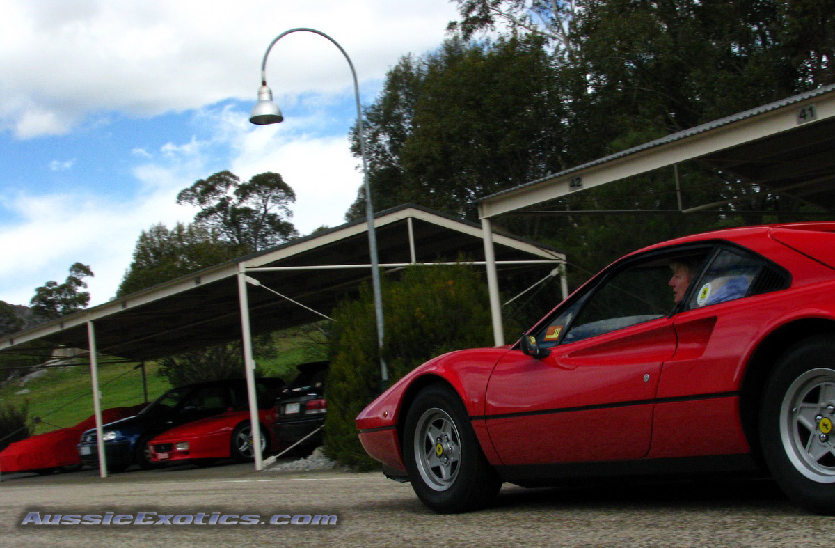6 Ferrari National Rally 2007 - Lake Crackenback Resort: IMG 0564