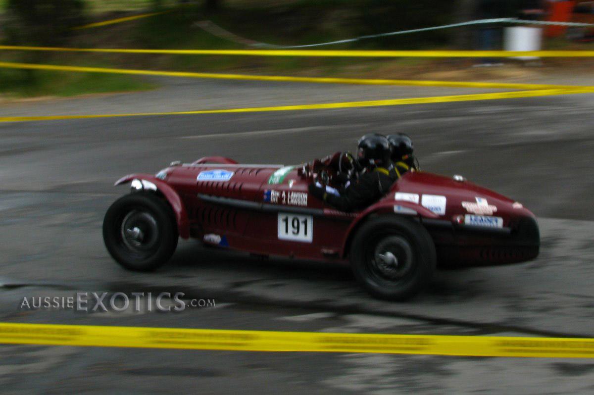 Alfa Romeo 6C - Classic