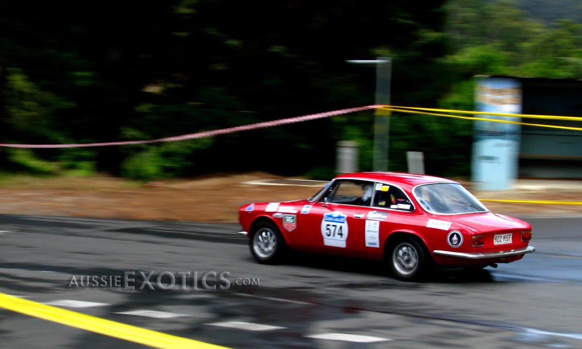 Alfa Romeo 105 GTV - Classic