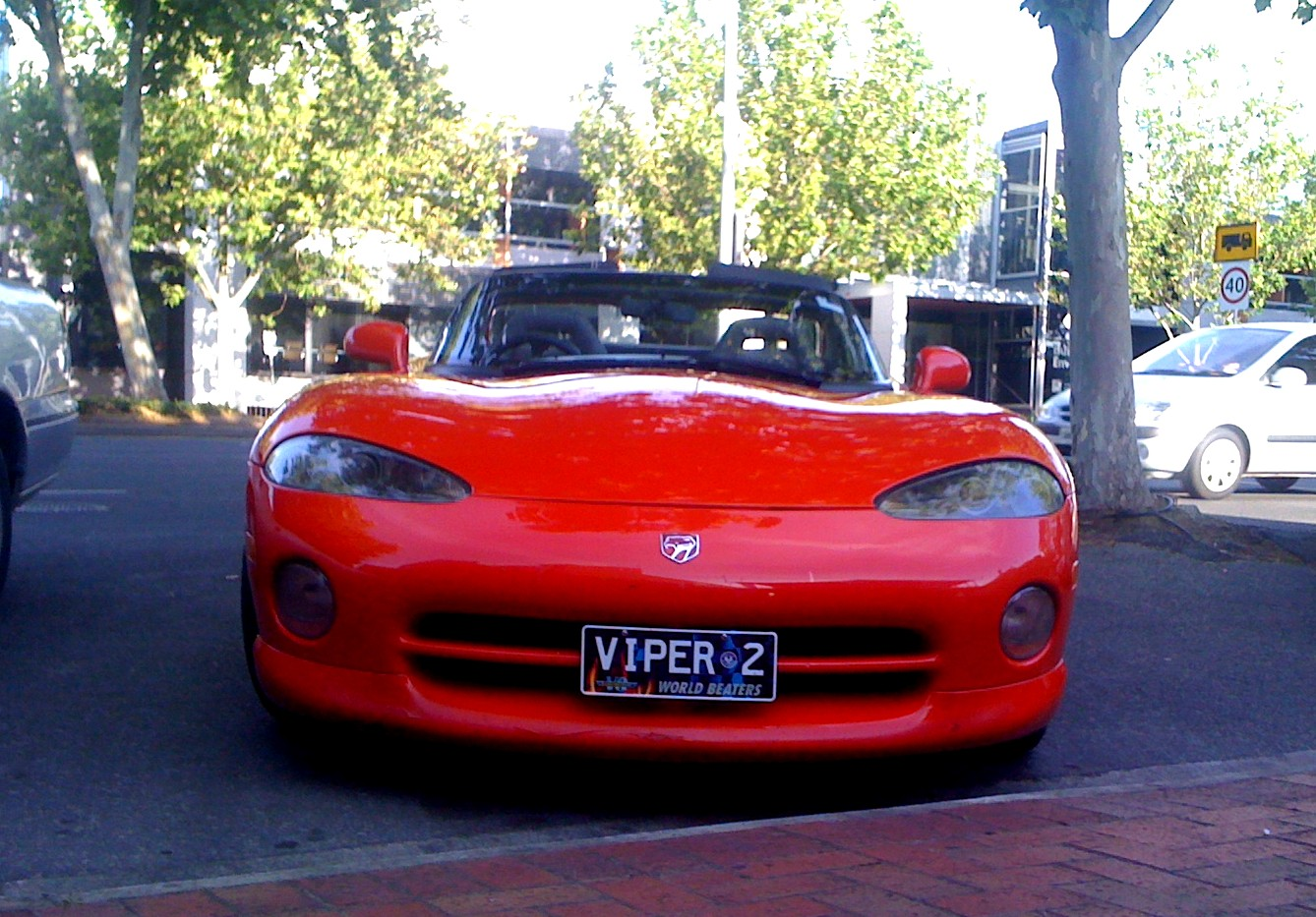 Dodge Viper RT/10 - Spotted