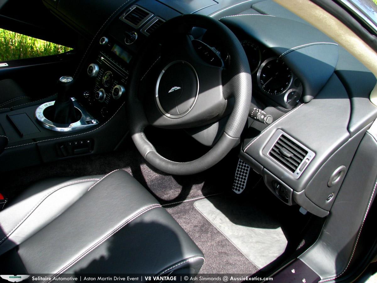 Aston Martin Drive Event