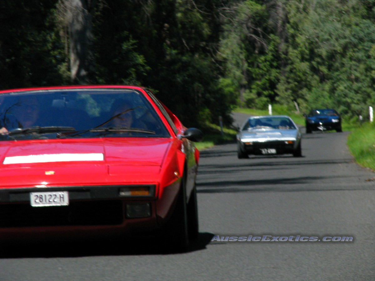 750 Ferrari National Rally