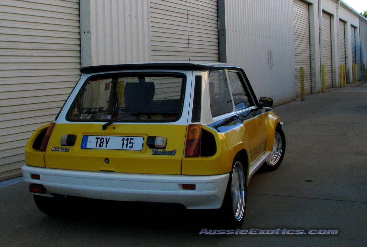 Renault Renault R5 Turbo2 - At Workshop: IMG 8059