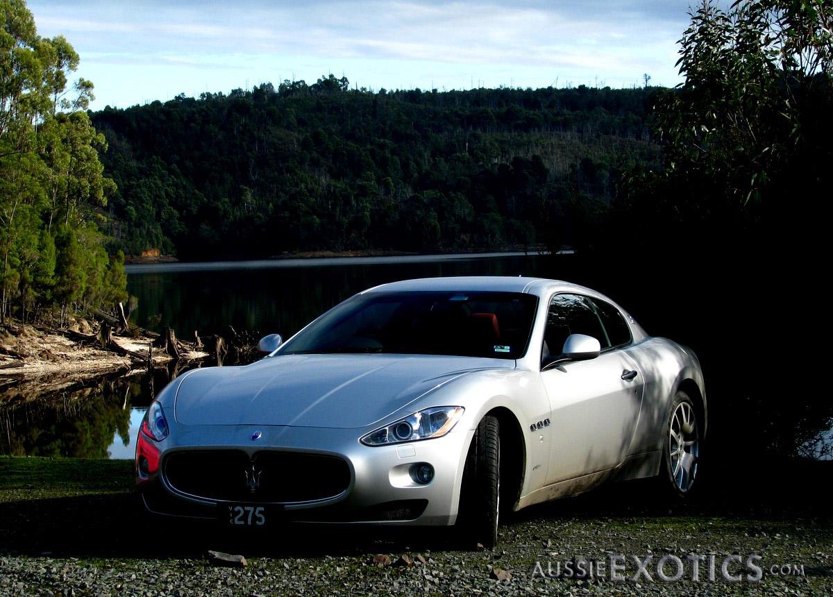 Maserati Lap of Tasmania 2008: