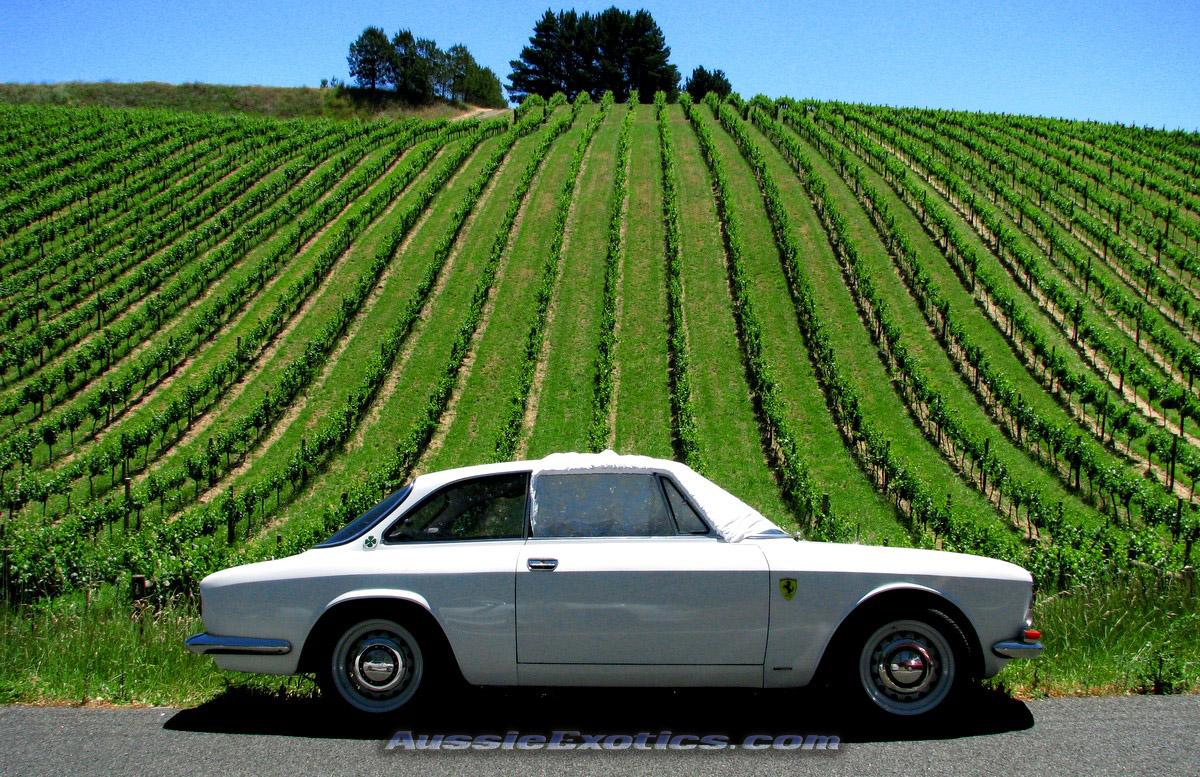 Alfa GTV - Classic Adelaide