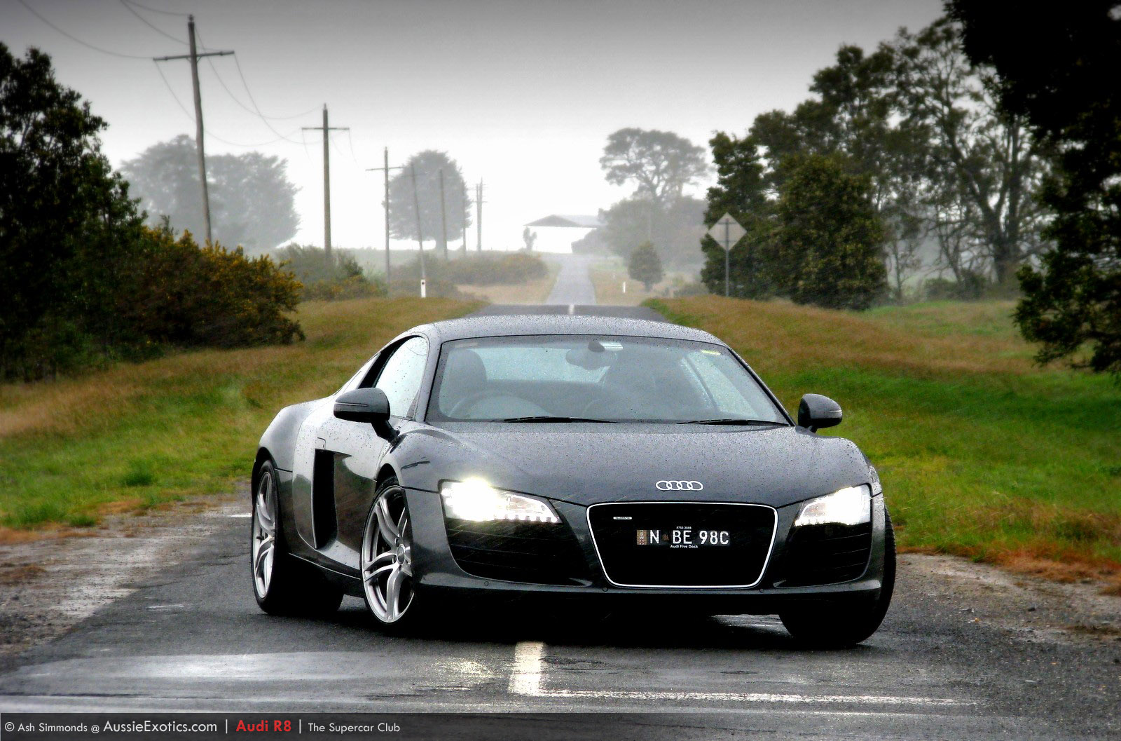 Audi R8 ashsimmonds Audi R8