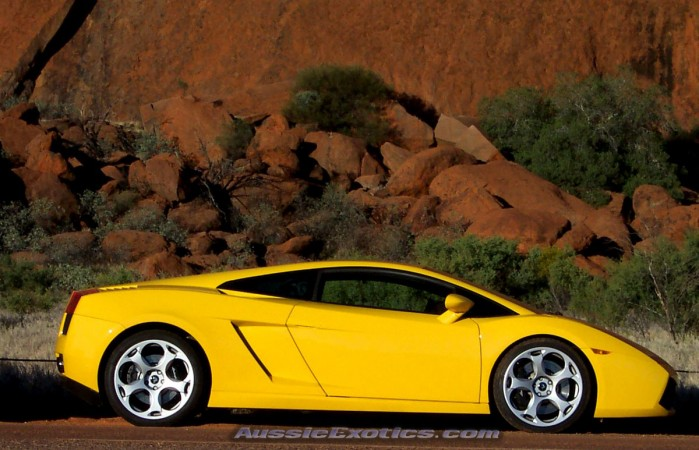 Image: Gallardo LP560