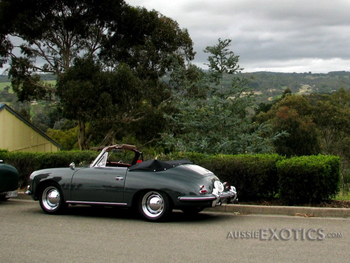 Porsche 356 Cabriolet Wallpaper IMG 0230 Climb To The Eagle 2008 Ashsimmonds