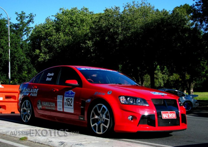 Image: Bogan Transport - Holden, Ford, taxis, domestic and other boring car chat
