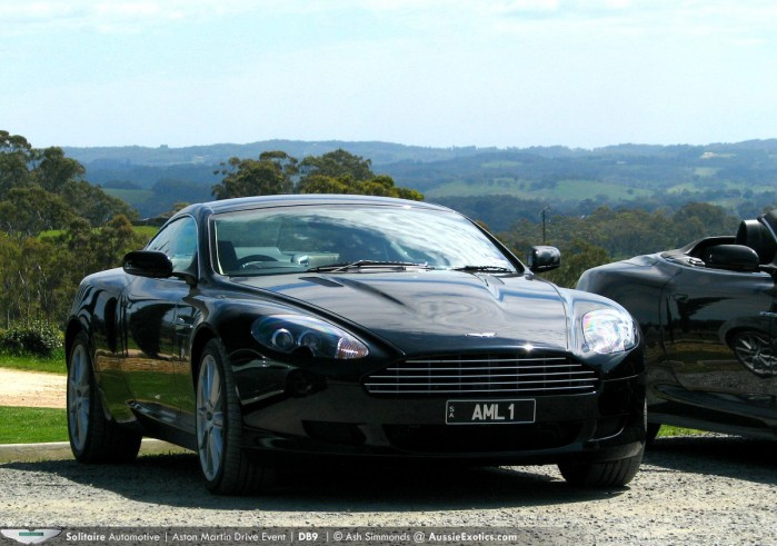 Image: Aston Martin drive day - Solitaire Automotive