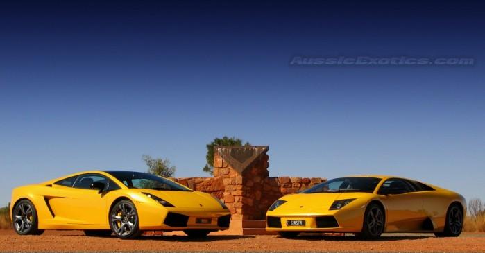 lamborghini wallpaper yellow. Wallpaper Lamborghini Gallardo