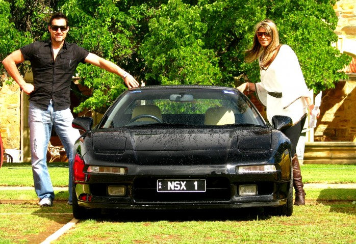 Image: Honda NSX's for sale