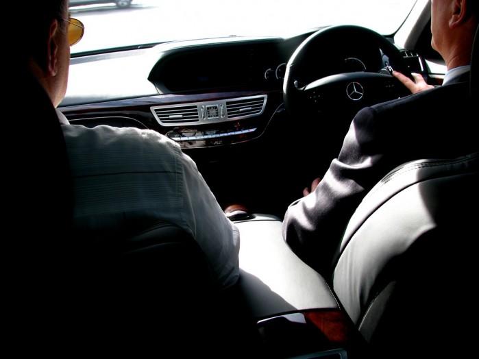 Image: Mercedes AMG S65